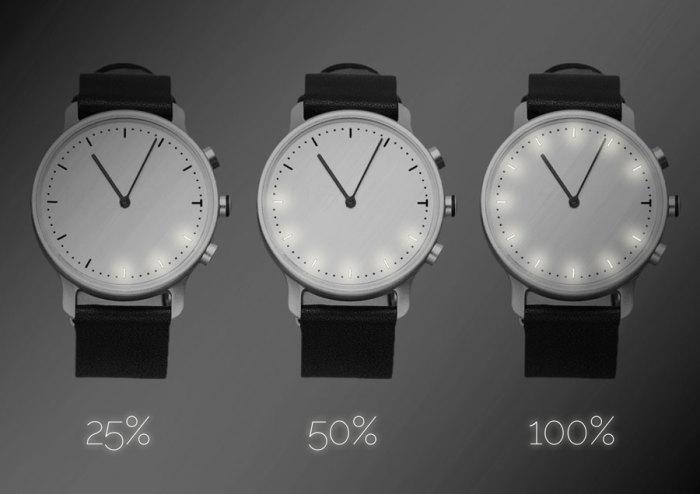 Nevo - умные наручные часы нового поколения.