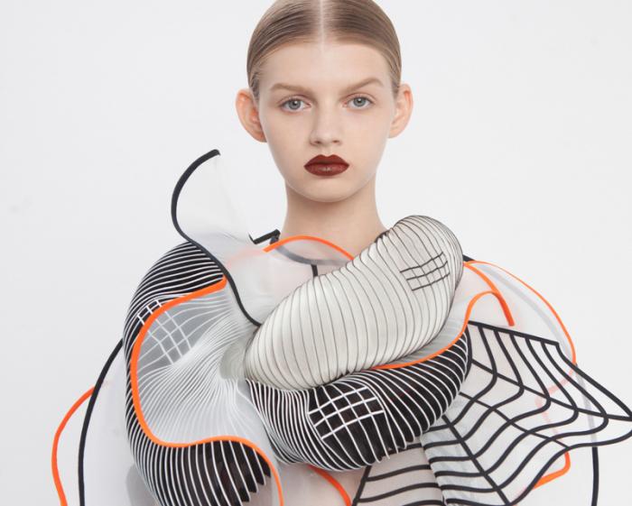 Уникальная коллекция 3D-одежды от Ноа Равив (Noa Raviv).