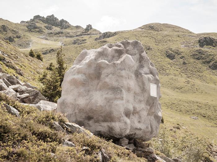 Уютное укрытие в камне от Bureau A.