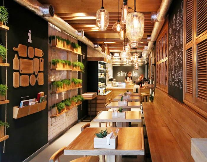 Новый уютный ресторан «Simple.».