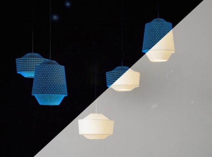 Коллекция светильников-ночников от Ontwerpduo.