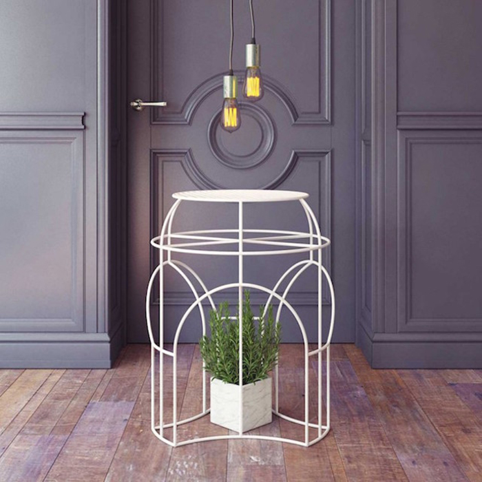 Стильный предмет мебели для дома от Levantin Design.