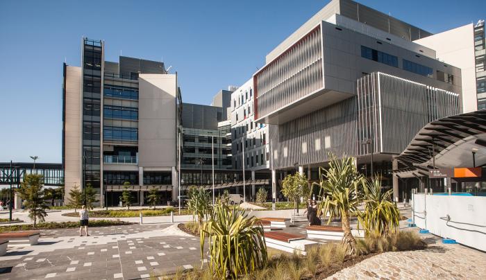 Больница Голд-Кост (Gold Coast University Hospital)