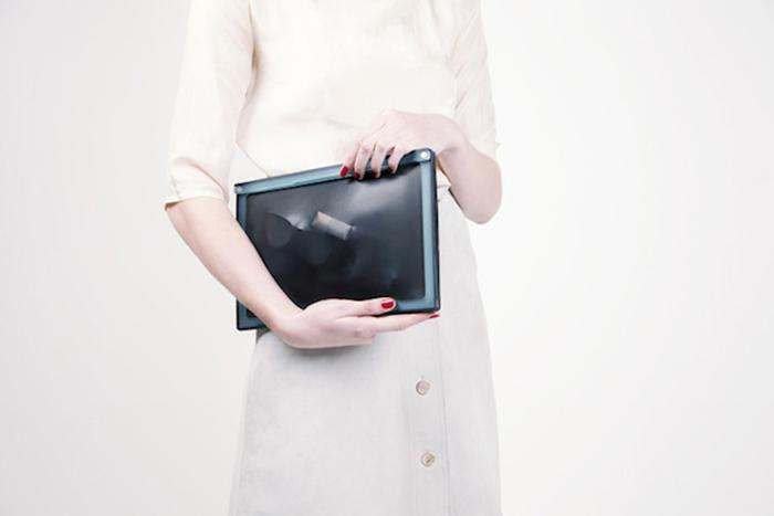 Элегантные женские сумки от Stella Derkzen.