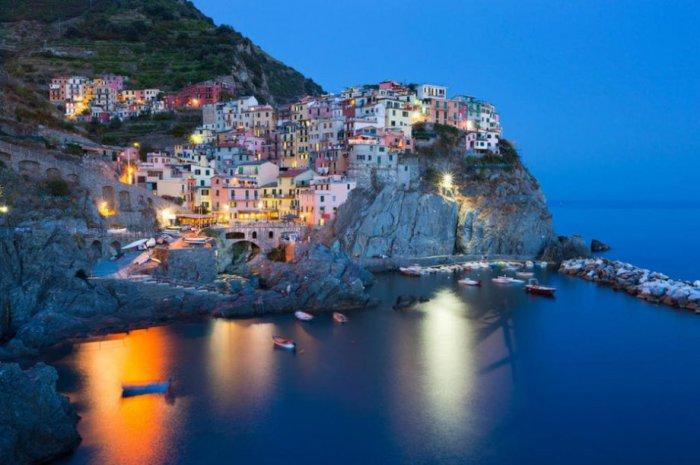 Cinque Terre, Италия.