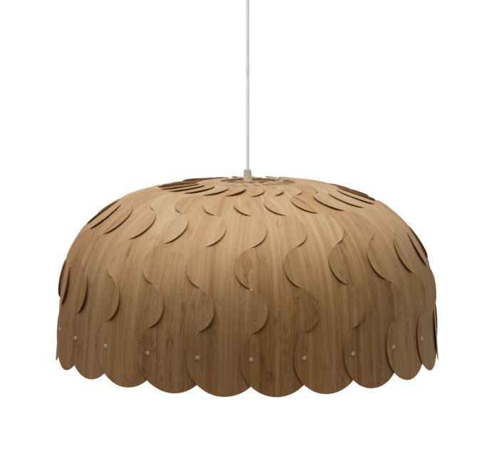 Стильный дизайн светильника Beau от Марионы Картил (Marion Courtille).