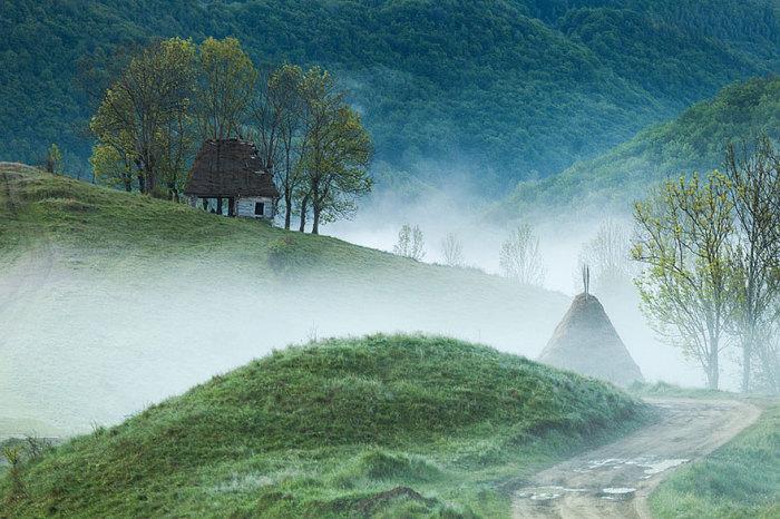Западные горы, Румыния.