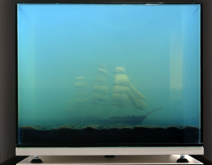 Морские подводные пейзажи от Mariele Neudecker.
