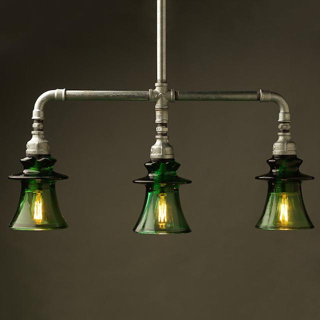 Необычный светильник от австралийской компании Edison Light Globes.
