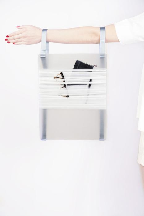 Необычный дизайн сумок от Stella Derkzen.