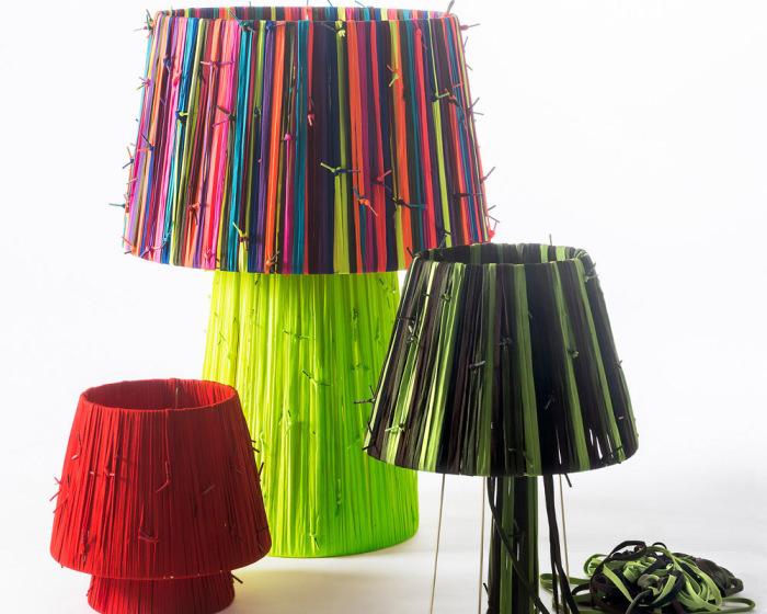 Красочные лампы от Curro Claret.