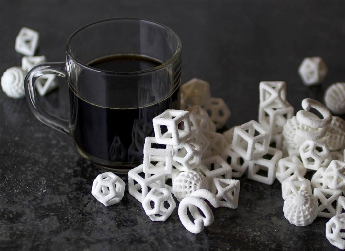 Сахарный фигурки от компании The Sugar Lab.