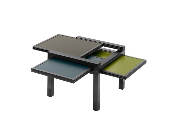Стильный кофейный столик от Hexa Table.