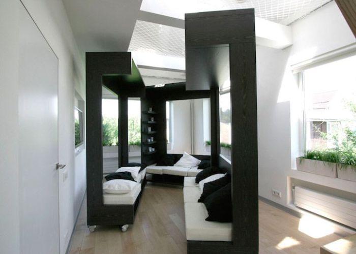 Уникальный дизайн детской комнаты от Ruetemple.