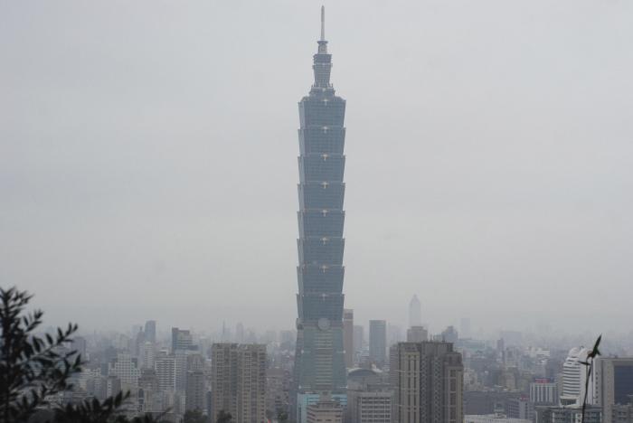 Тайбэй 101 (Taipei 101).