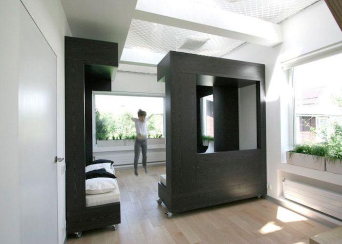 Интерьер комнаты для ребенка от Ruetemple.