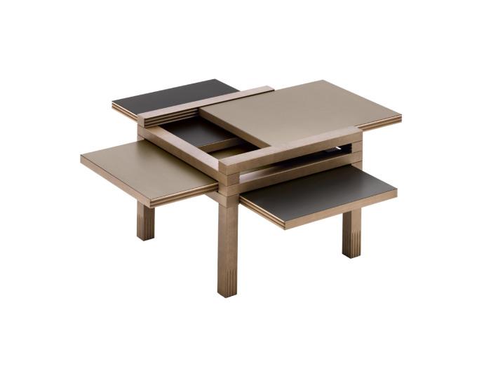 Оригинальный журнальный столик от Hexa Table.