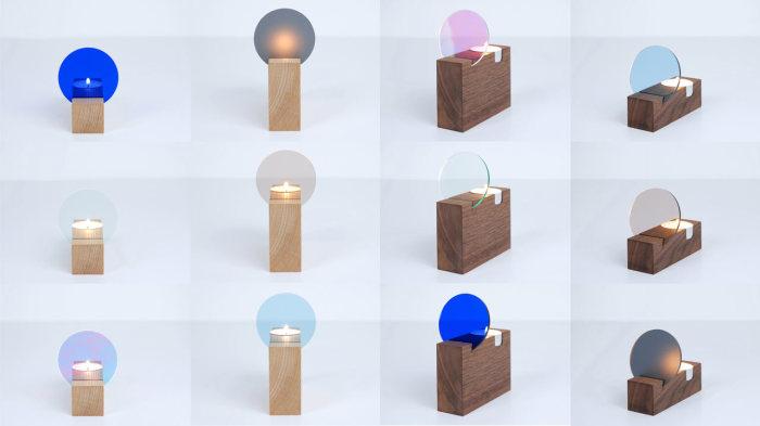 Серия необычных предметов декора от датской дизайн-студии.