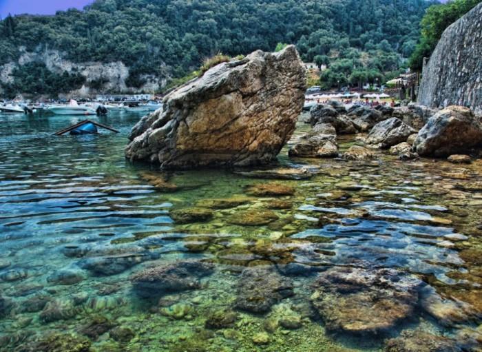 Корфу, Греция.