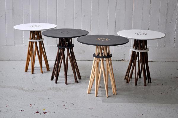 Кофейный столик от дизайн-студии Ampersand.