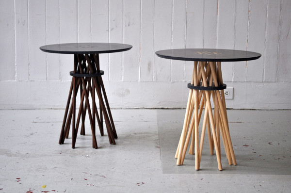Стильные кофейные столики.