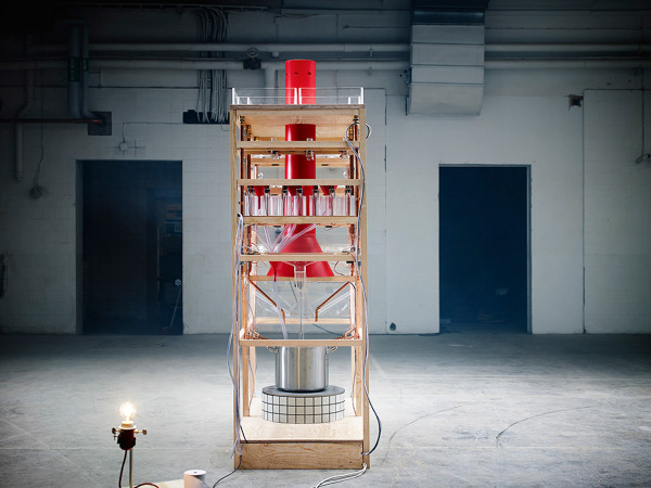 Collaborative Cooking Machine - последнее слово в кулинарном искусстве.