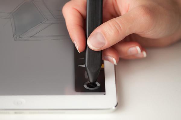 Карандаш для работы на iPad.