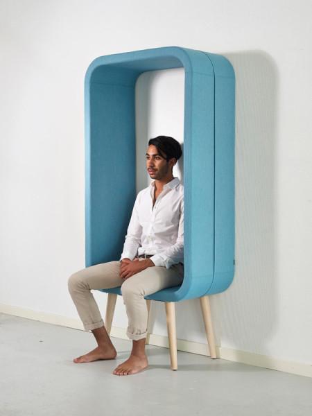 Удобное и стильное кресло от Ольги Гейтс (Ola Giertz).
