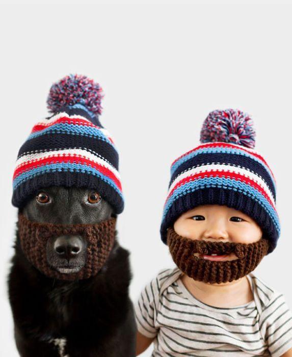 Фото дети в шапках с ушками