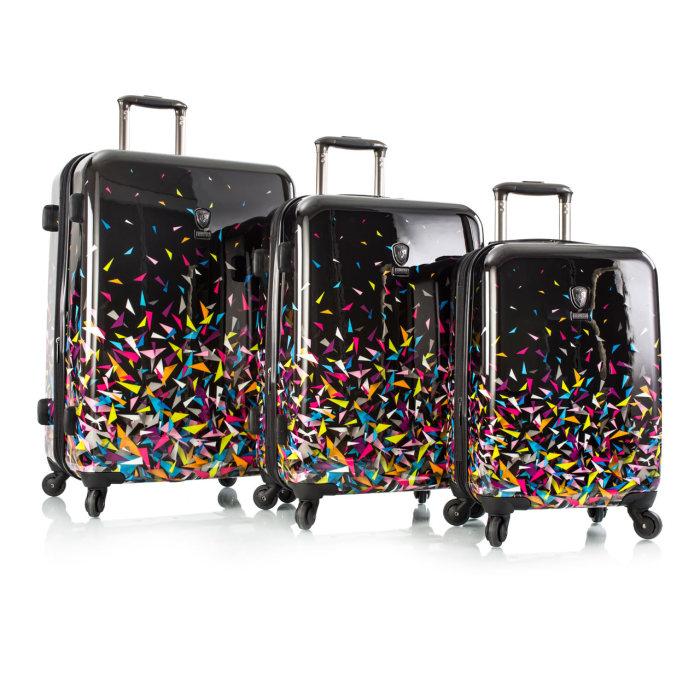 Комплект стильных дорожных сумок от Heys.