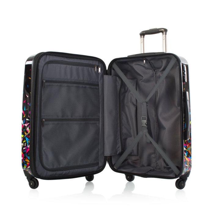 Удобный дорожный чемодан из серии Karim Rashid.