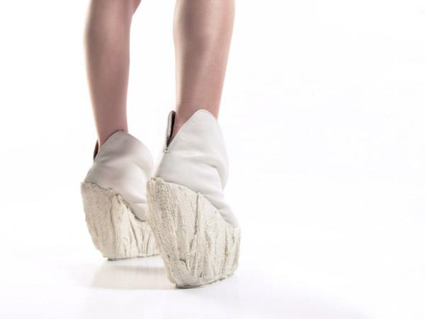 Коллекция модных женских туфель от Лоры Пэп (Laura Papp).