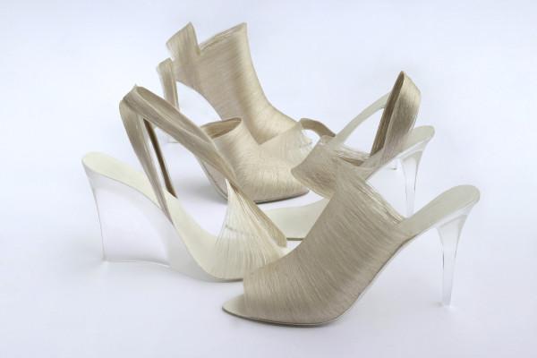 Оригинальная коллекция женских туфелек.