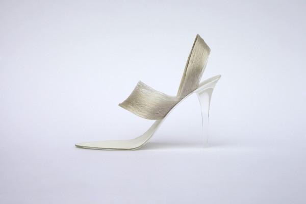 Lei-Zu - коллекция элегантных шелковых туфелек.