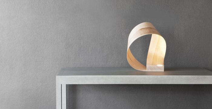 Оригинальный дизайн лампы от итальянских студентов.