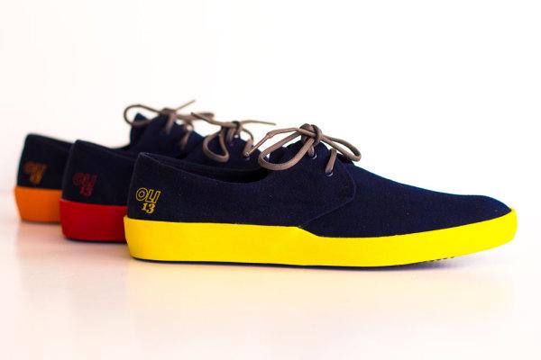 Коллекция стильной красочной обуви от Oli13.