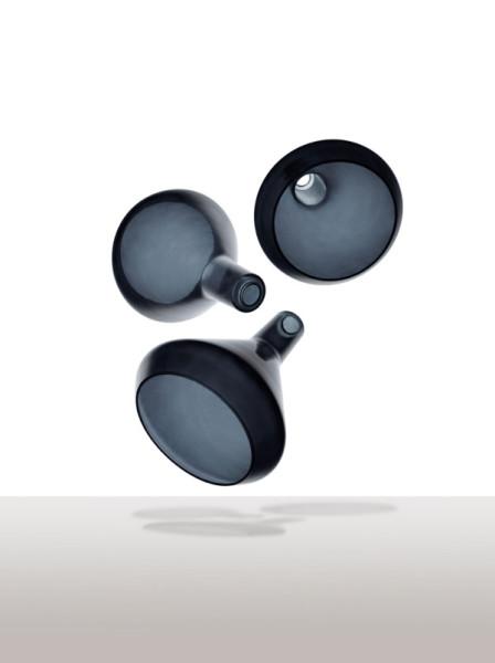 Стильный лаконичный дизайн плафона от Plumen.
