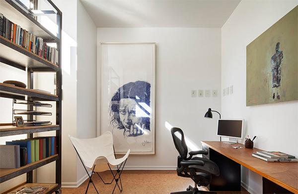 Портрет в интерьере от Occupi Design.