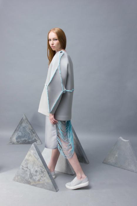 Новая оригинальная коллекция женской одежды от Зиты Мерени (Zita Merenyi).