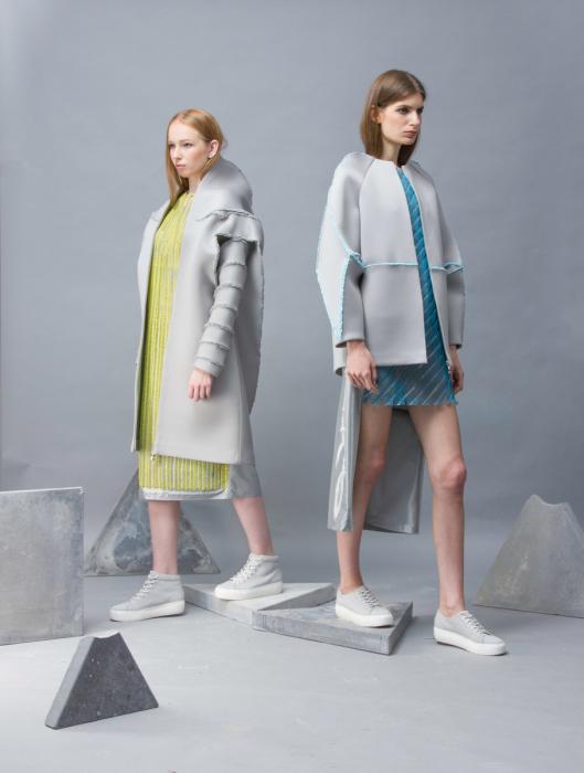 Своєрідний спосіб обробки тканини - ключова особливість колекції модного одягу Provo-CUT.