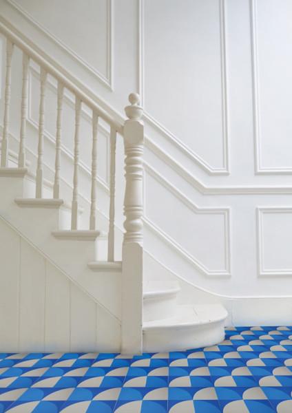 Яркий дизайн плитки от Lindsey Lang.