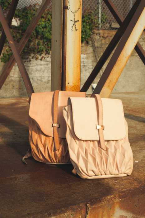 Элегантный рюкзак от дизайнера Стивена Энса (Steven Enns).