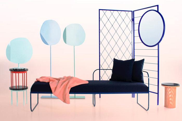 Коллекция стильной мебели для дома от Vera & Kyte.