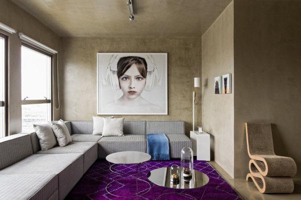 Дизайн квартиры Vila Leopoldina Loft от Diego Revollo.