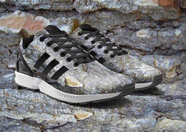 Новые кроссовки Adidas позволят разработать свой уникальный дизайн.