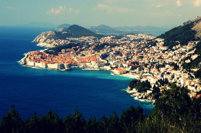 Дубровник, Хорватия.