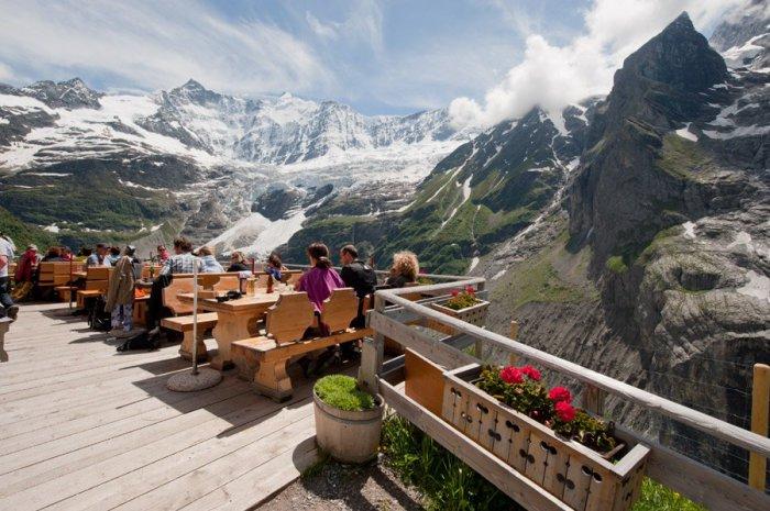 Лаутербрюннен, Швейцария.
