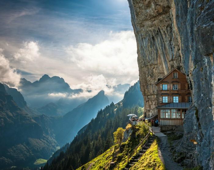 Appenzellerland, Швейцария.