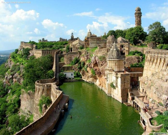 Читторгарх, Индия.