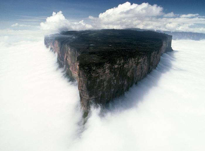 Гора Рорайма, Венесуэла.